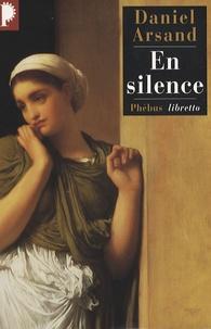 Daniel Arsand - En silence.