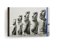 Daniel Arsham et Marie Aucouturier - Easter Island.