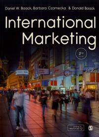 Daniel Baack et Barbara Czarnecka - International Marketing.