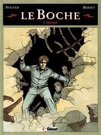 Daniel Bardet et Éric Stalner - Le Boche - Tome 02 - Zigzags.