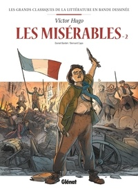 Daniel Bardet et Bernard Capo - Les Misérables Tome 2 : .