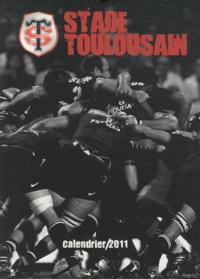 Daniel Bardou - Stade Toulousain - Calendrier 2011.