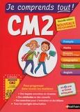 Daniel Bensimhon et Eric Battut - Je comprends tout : tout-en-un CM2.