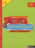 Daniel Bensimhon - L'Atelier de Mathématiques CE2 - Cahier d'entraînement.