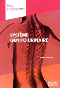 Daniel Berdah - Système génito-urinaire.