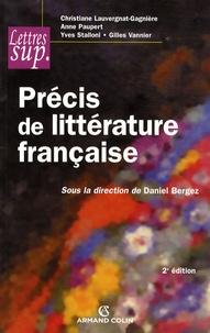 Openwetlab.it Précis de littérature française Image
