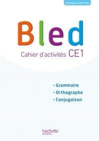Daniel Berlion - Bled CE1 - Cahier d'activités.