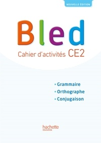 Daniel Berlion - Bled CE2 - Cahier d'activités.