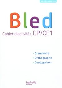 Accentsonline.fr Bled CP/CE1 - Cahier d'activités Image