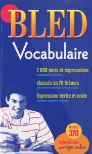 Blackclover.fr Bled Vocabulaire Image