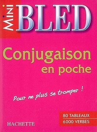 Daniel Berlion - Conjugaison en poche - Pour ne plus se tromper !.