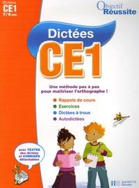 Daniel Berlion et Jean Collet - Dictées CE1.