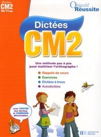 Daniel Berlion et Jean Collet - Dictées CM2.