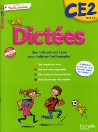 Daniel Berlion et Jean Collet - Dictées Tout le primaire CE2.