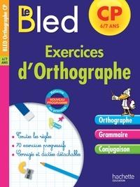 Daniel Berlion et Michel Dezobry - Exercices d'orthographe CP 6-7 ans.