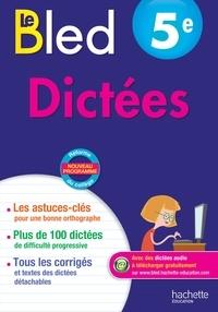 Français 5e Dictées Le Bled.pdf