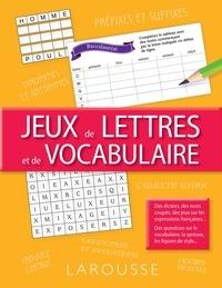 Daniel Berlion - Jeux de lettres et de vocabulaire.