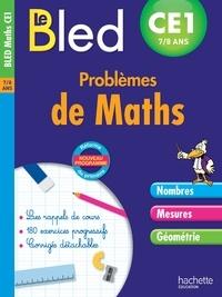 Daniel Berlion et Monique Verchère - Problèmes de Maths CE1.