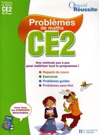 Daniel Berlion et Jean Collet - Problèmes de maths CE2.
