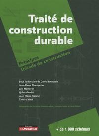 Histoiresdenlire.be Traité de construction durable - Principes et Détails de construction Image