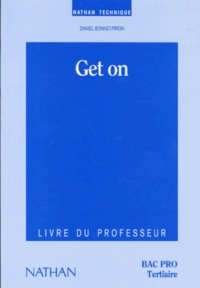 Rhonealpesinfo.fr ANGLAIS BAC PRO TERTIAIRE GET ON. Livre du professeur Image