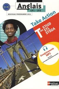 Daniel Bonnet-Piron - Anglais LV1 LV2 Take Action Tle STI2D STL STD2A - Programme 2011.