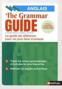 Daniel Bonnet-Piron et Edith Dermaux-Froissart - The Grammar Guide, Anglais.
