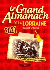 Daniel Bontemps - Le grand almanach de la Lorraine.