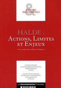 Daniel Borrillo - Halde : Actions, Limites et Enjeux.