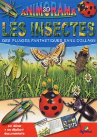 Daniel Boudineau et C Boudineau - Les insectes - Des pliages fantastiques sans collage.