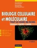 Daniel Boujard et Bruno Anselme - Biologie cellulaire et moléculaire - 2e édition - 200 fiches de cours, 400 schémas, 160 QCM et site compagnon.