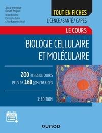 Biologie cellulaire et moléculaire- Tout le cours - Daniel Boujard pdf epub