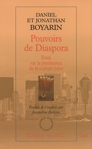 Pouvoirs de Diaspora - Essai sur la pertinence de la culture juive.pdf