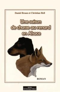 Lesmouchescestlouche.fr Une saison de chasse au renard en Alsace Image