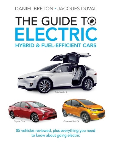 Guide to Electric, Hybrid & Fuel-Efficient Cars
