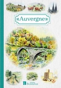 Daniel Brugès - Petit carnet de notes Auvergne.