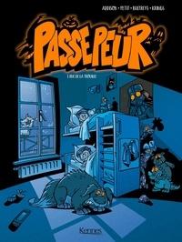 Daniel Bultreys et Jean-Marc Krings - Passepeur Tome 1 : Rue de la trouille.