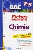 Daniel Caillet et Jacqueline Faye - Chimie Tle S.