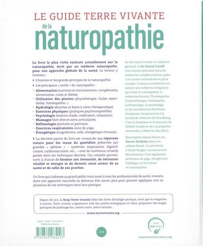 Le guide Terre vivante de la naturopathie. Une approche globale et préventive de la santé