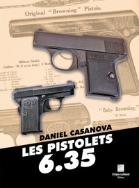 Les pistolets 6.35 - Daniel Casanova pdf epub