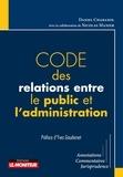 Daniel Chabanol - Code des relations entre le public et l'administration.