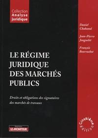 Le régime juridique des marchés publics - Droits et obligations des signataires des marchés de travaux.pdf