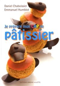 Rapidshare télécharger des livres pdf Je prépare mon CAP de pâtissier iBook FB2 PDF