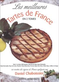 Daniel Chaboissier - Les meilleures tartes de France - Tome 2.