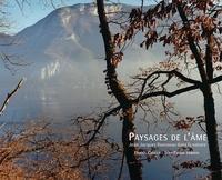 Daniel Challe et Jean-Pierre Ferrini - Paysages de l'âme - Jean-Jacques Rousseau dans la nature.
