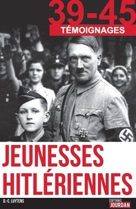 Daniel-Charles Luytens - Jeunesses hitlériennes.