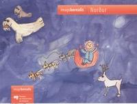 Daniel Chartier et Olöf Gerdur Sigfusdottir - Nordur - Des enfants islandais imaginent le Nord.