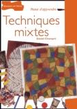 Daniel Chompre - Techniques mixtes.