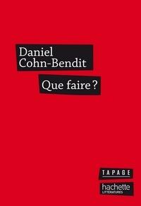 Daniel Cohn-Bendit - Que faire?.