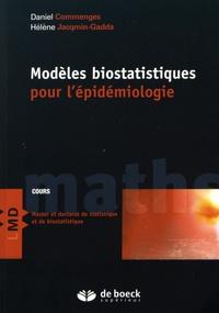 Daniel Commenges et Hélène Jacqmin-Gadda - Modèles biostatistiques pour l'épidémiologie.